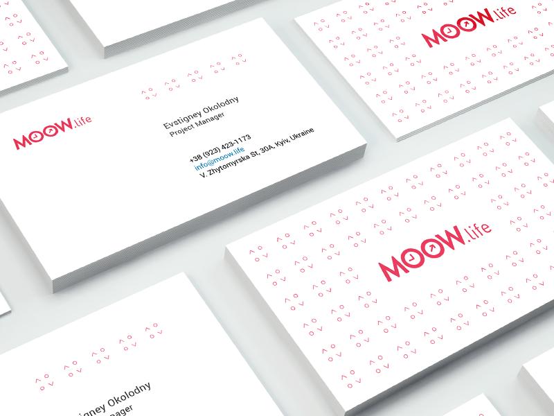 Identity design logo business card