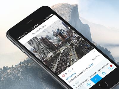 iOS App UI ui app