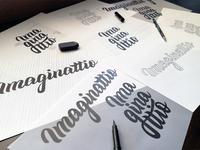Branding sketches