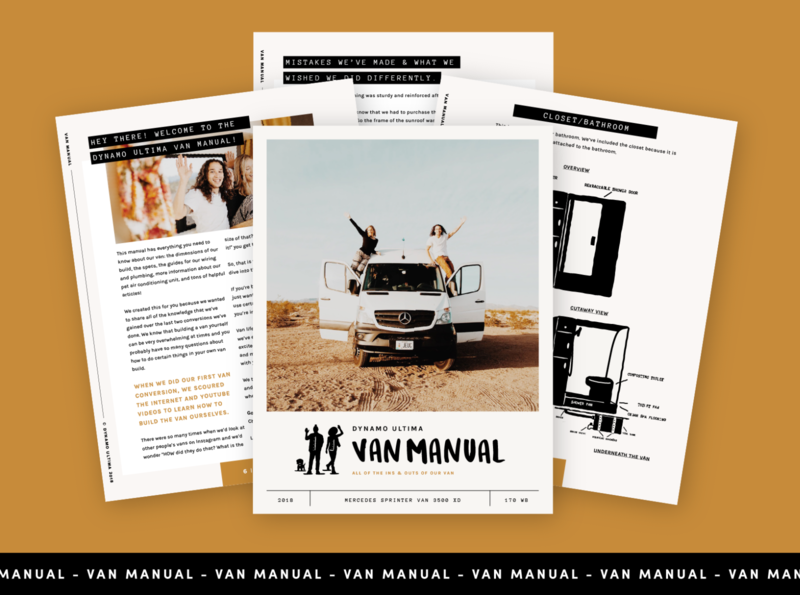Van Manual E-Book