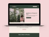 Aurose Beauty Website
