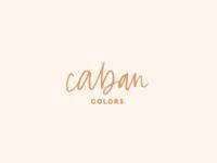Caban Colors Logo