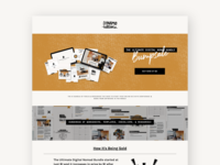 Digital Nomad Sales Page