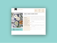 Weekday Whip Ups Cookbook by Eamon & bec