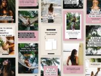 Pinterest Blog Post Graphics