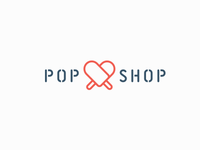 Pop Shop Logo