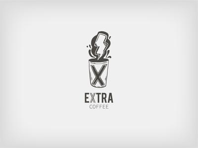 Extra Coffee Logo