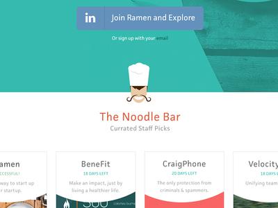 Join Ramen & Explore