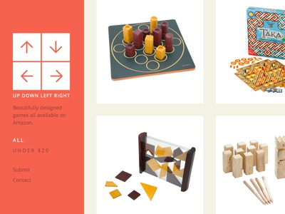 Just launched: Up Down Left Right
