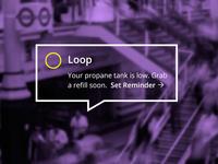 A Loop Alert