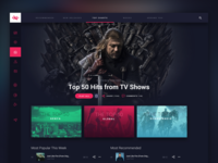 Online Music Streaming Service - Top Charts