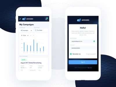 Adshares Mobile