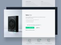 Nello - Product Page