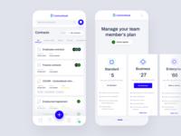 Contractbook - iOS App