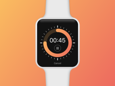 Countdown (Apple Watch App)