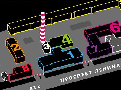 Map map navigation graphic design typography black design