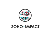 Tree logo concept for Soho Impact