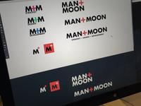 Man + Moon Branding