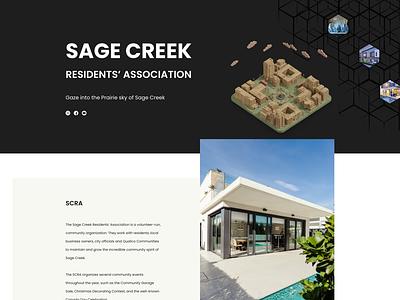 Dynamic Elegant Simple Design prototype uiux entrepreneur community adobexd realestate branding