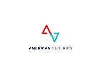 American Generics Logo
