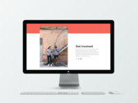Pillars Fund Web Design