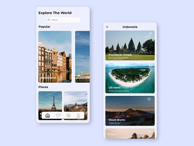 Travel Mobile App travelmobile mobile uiux travel design app ux ui