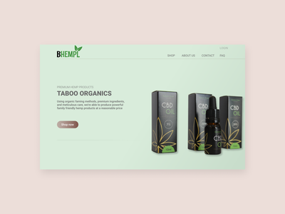 BHEMPL web design