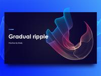Gradual ripple practice