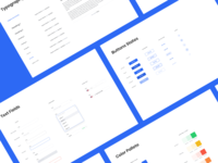 Style Guide for a Data Storage App