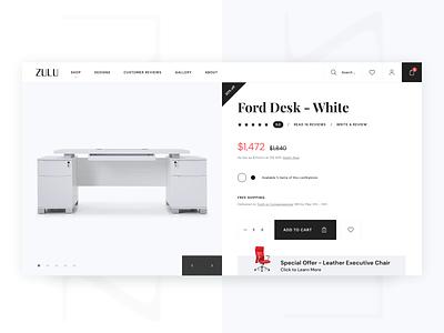 E-commerce product page white online shopping online store online shop product page clean clean design clean ui ecommerce web desktop ux ui design