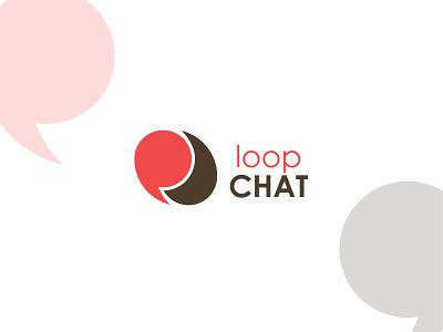 Chat Logo comma punctuation mark chat logo chat symbol design illustration iconic logo logo abstract logo