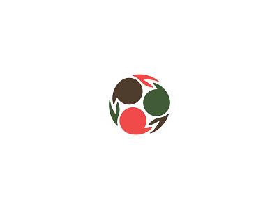 Chat Logo logo designer icon tricolor chat icon loop chat logo chat logo abstract logo abstract branding graphic design 3d logo
