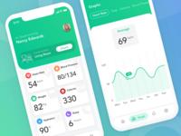 Smart Home - Elder Activities iOS App