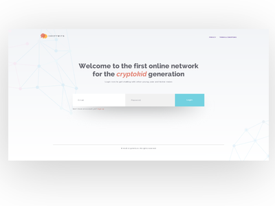 Cryptwits login page cryptocurrency