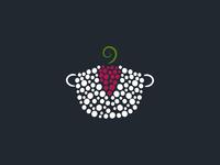 Logo Mark - Vine Homemade Food