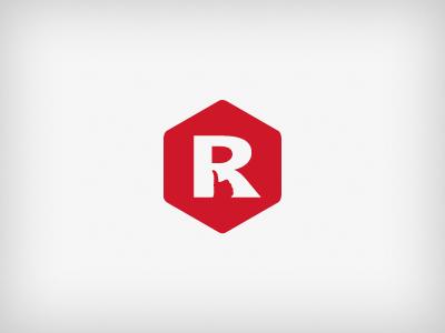 Really Good Logo really good logo branding corporate identity red thumb