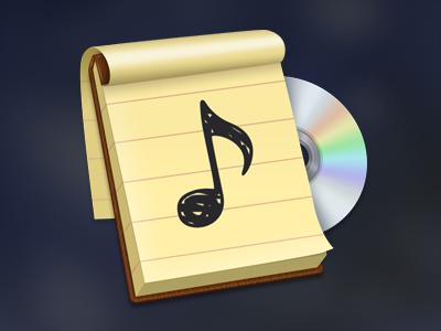 MusicPad icon mac yellow
