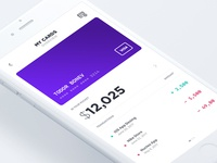 Mobile Bank Account Concept