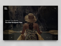 More About Travel Header Concept