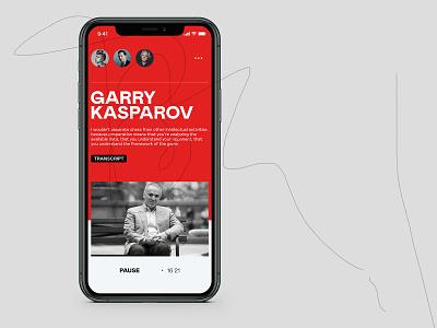 Message to the World editorial design responsive webdesign apps audiobooks news app stories podcast audio app editorial app design