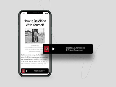 Message to the World illustration storybook audiobook podcast magazine editorial design typography editorial audio app design ui design