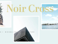 Noir Cross