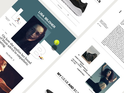 Cover Story editorial design magazine women fashion beauty product design interactive cultural article news editorial layout illustration magazine design edible