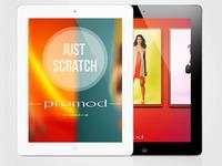 Scratch Ipad App
