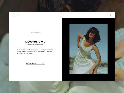 Cover lifestyle magazine art direction fashion design webdesign cover layout magazine layout photography cover design editorial website design fashion magazine