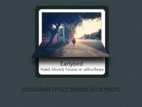 Instagram Effect Flip