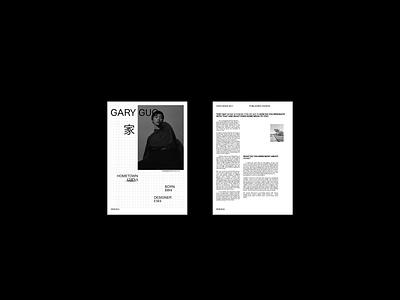 Voys Editorial newsletter grid design layout editorial layout creative design magazine design typography graphic design magazine newspaper editorial design