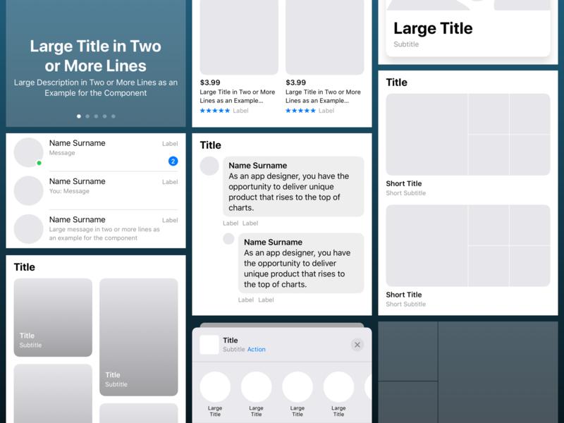 Components is a Core of Mosaic Kit kit ux kit mobile design mobile ui interaction design details design ux interface ui
