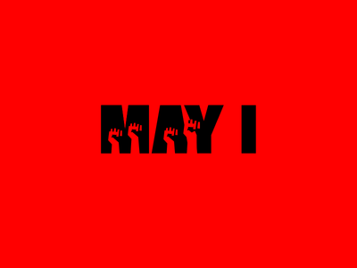 May 1 symbol icon poster design graphic labor day day labor mayıs 1 may
