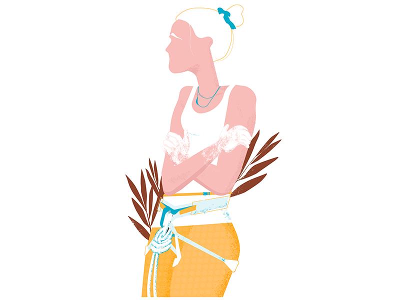 Margo Hayes by Paula Alvarez Alves (Alvz) on Dribbble